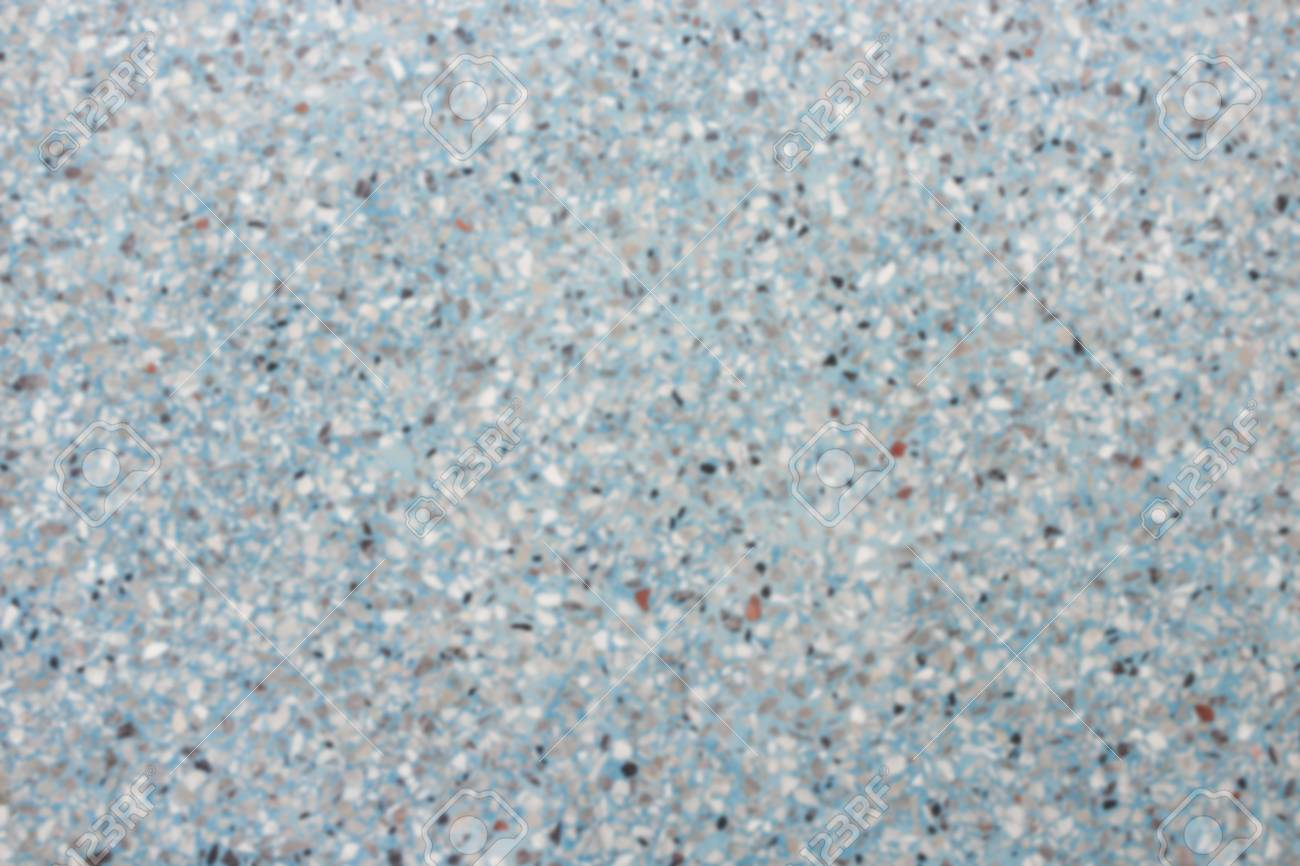 Blur Blurred Stone Wall TextureTerrazzo Floor Background Stock Photo