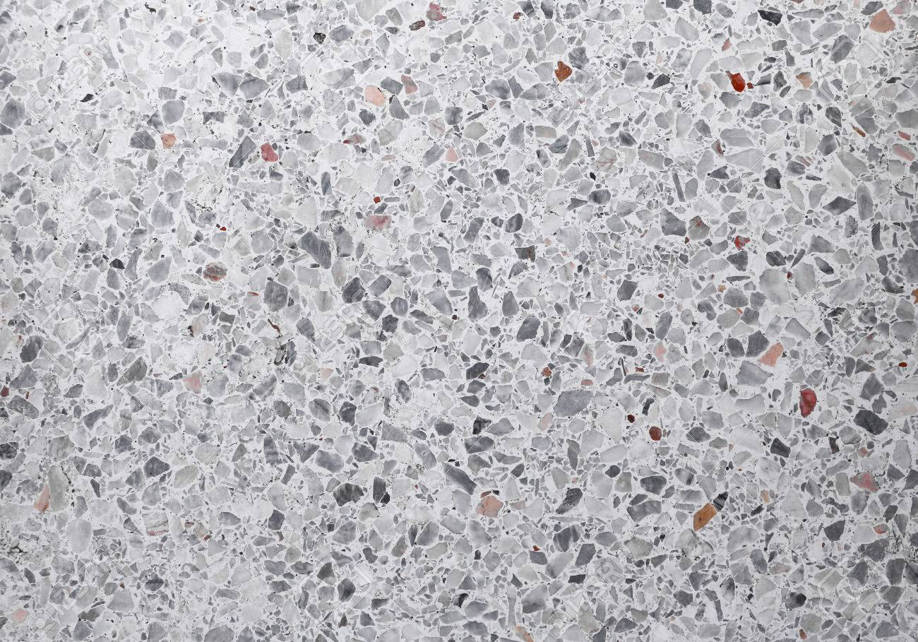 Stone Wash Terrazzo Floor Marble Surface For Back Ground