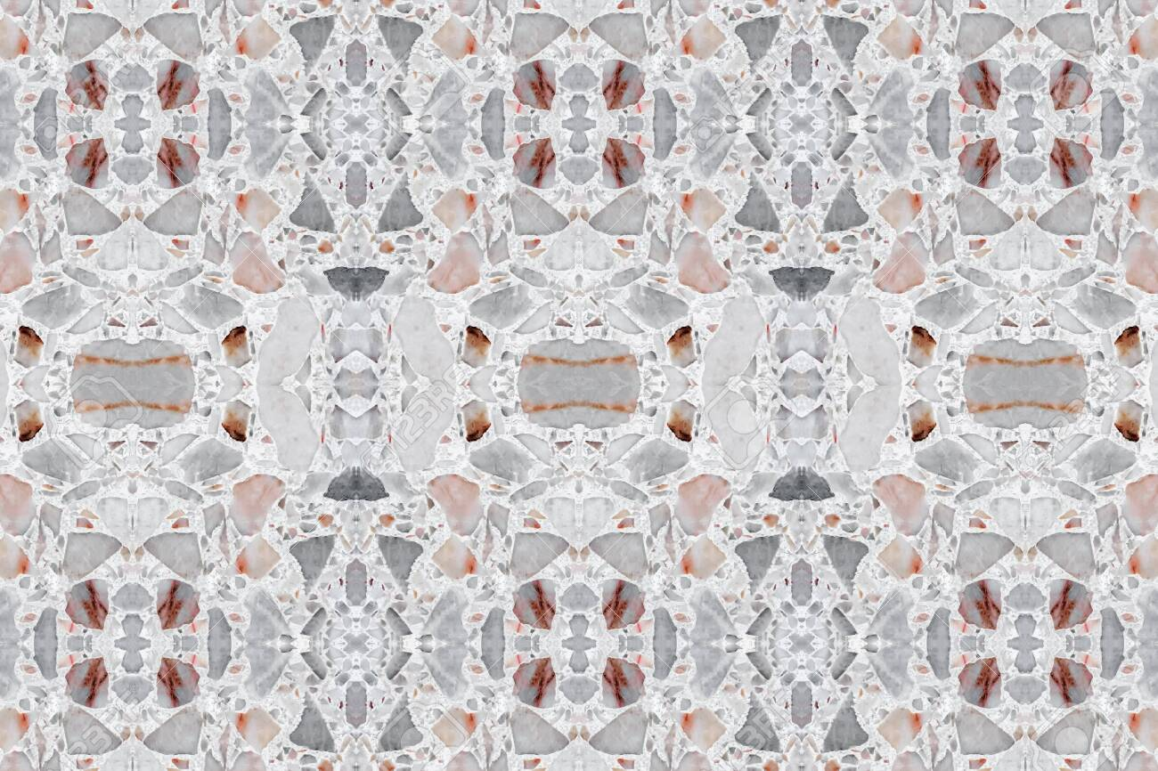 Terrazzo Flooring Design Patterns Marble Old Texture Or Polished Stock Photo Picture And Royalty Free Image Image 147894917