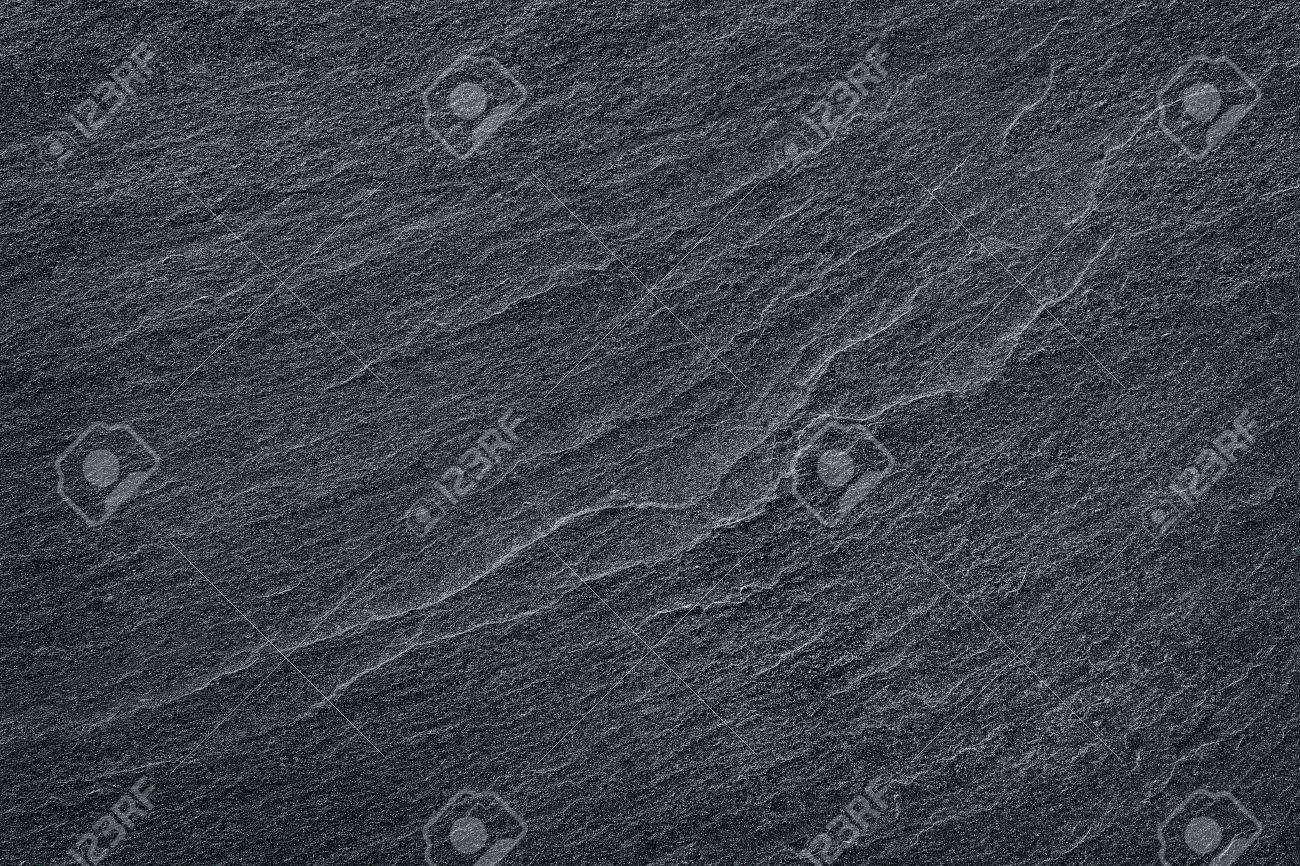 black slate texture. Black Slate Stone Background Or Texture Stock Photo - 43696149 L