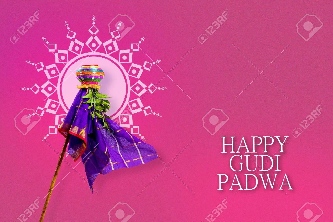 Gudi padwa marathi new year stock photo picture and royalty free gudi padwa marathi new year stock photo 74479194 kristyandbryce Gallery