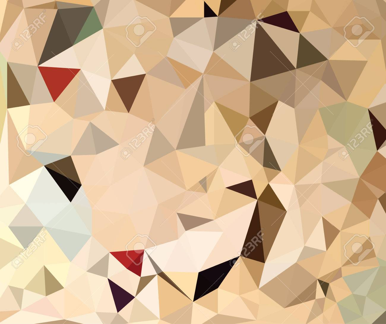 Abstract colorful geometric background. - 42529259