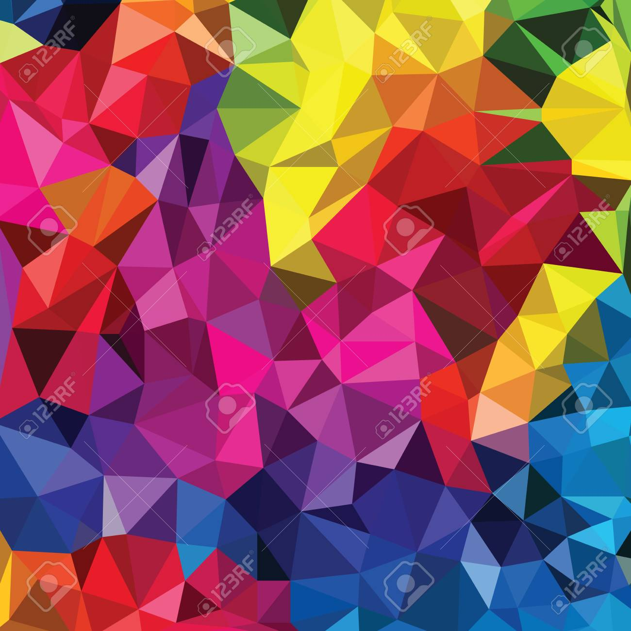 new abstract wallpaper with geometric structure - 42529840