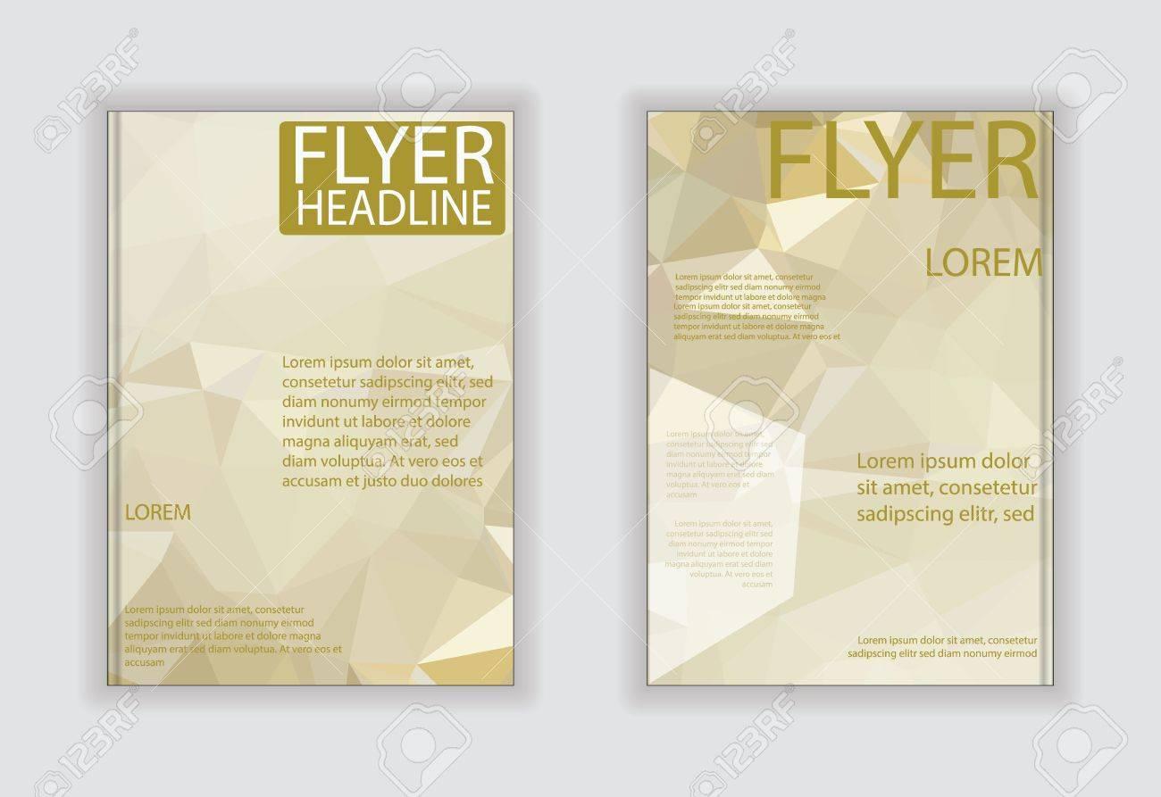 Vector design of the black flyer - 45314837