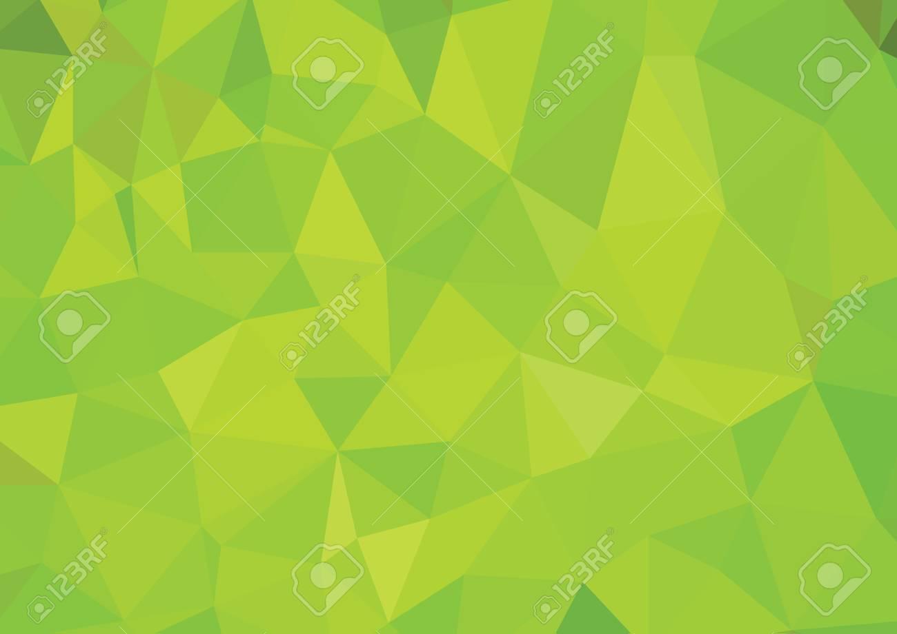 geometric pattern, triangles background, polygonal design - 45314855
