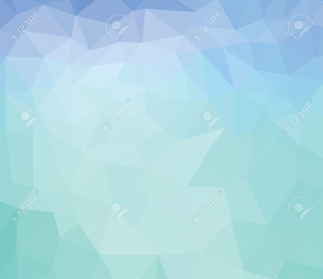 abstract background consisting of green, blue, - 49830200