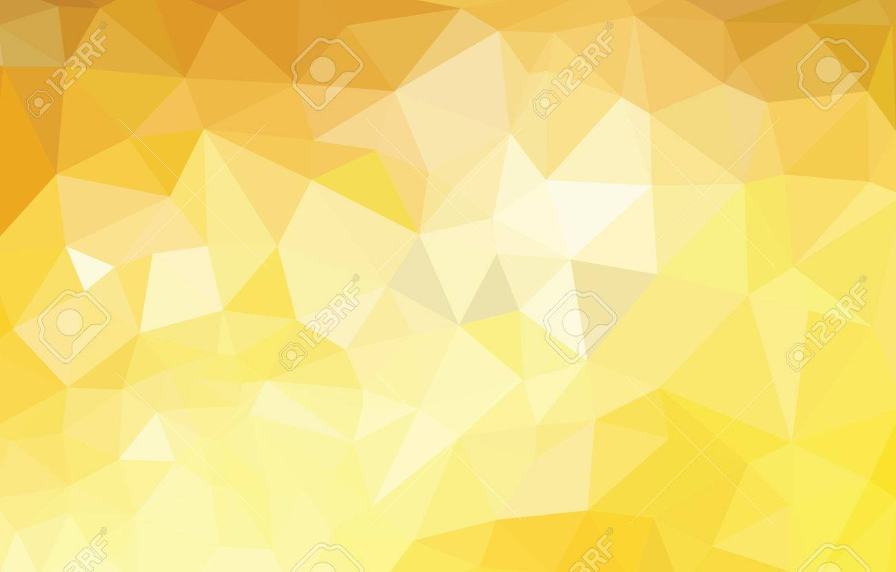 Multicolor abstract rumpled triangular background, low poly - 53648018