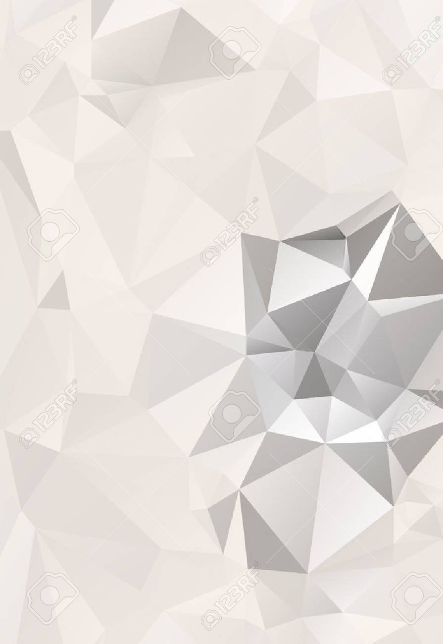Abstract multicolor background. Vector polygonal design illustration graphic - 54858253