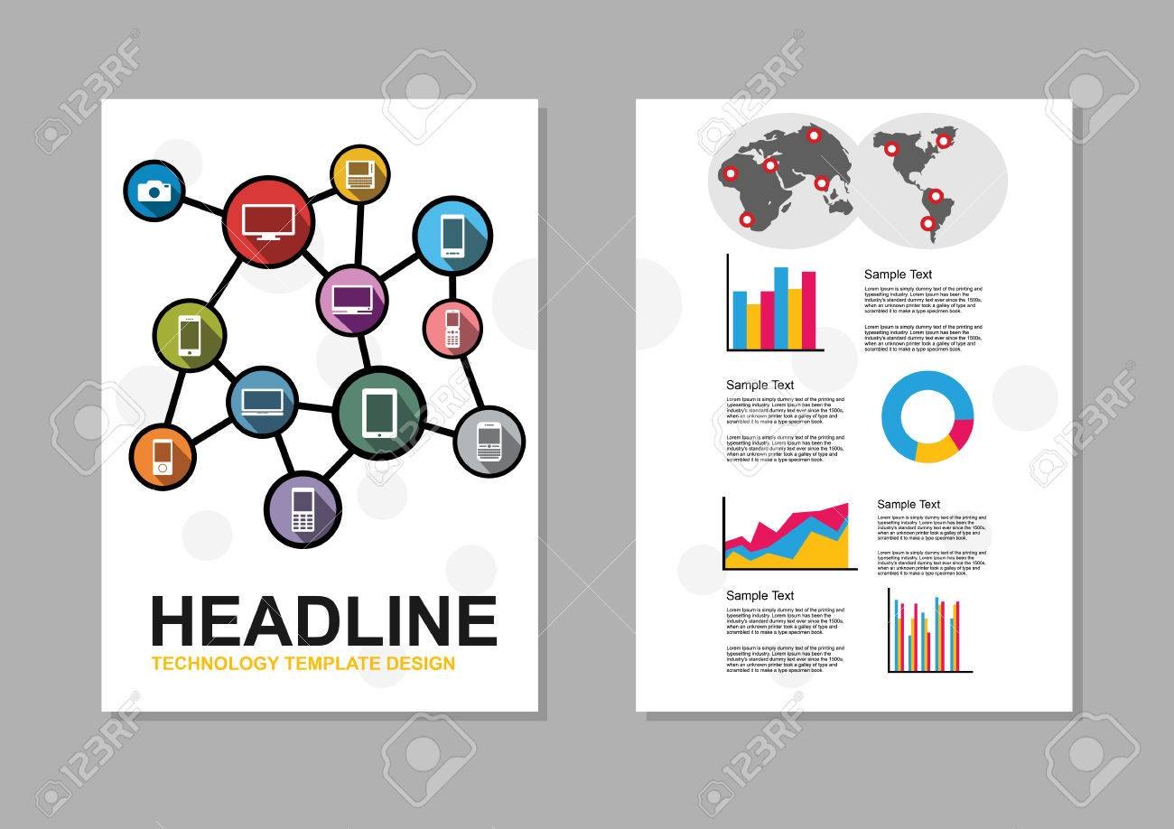 Infographic information template