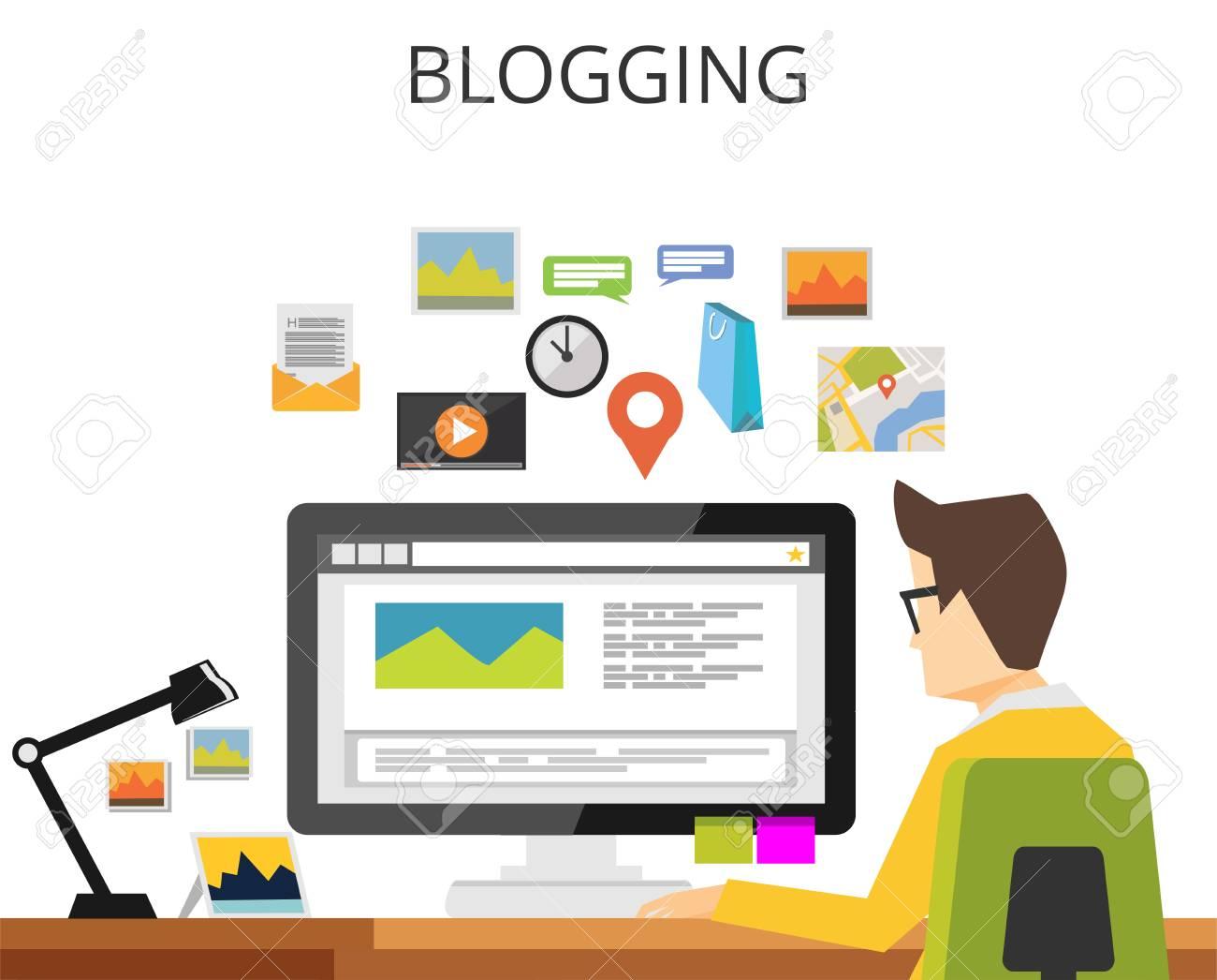 5 Manfaat Menjadi Seorang Blogger