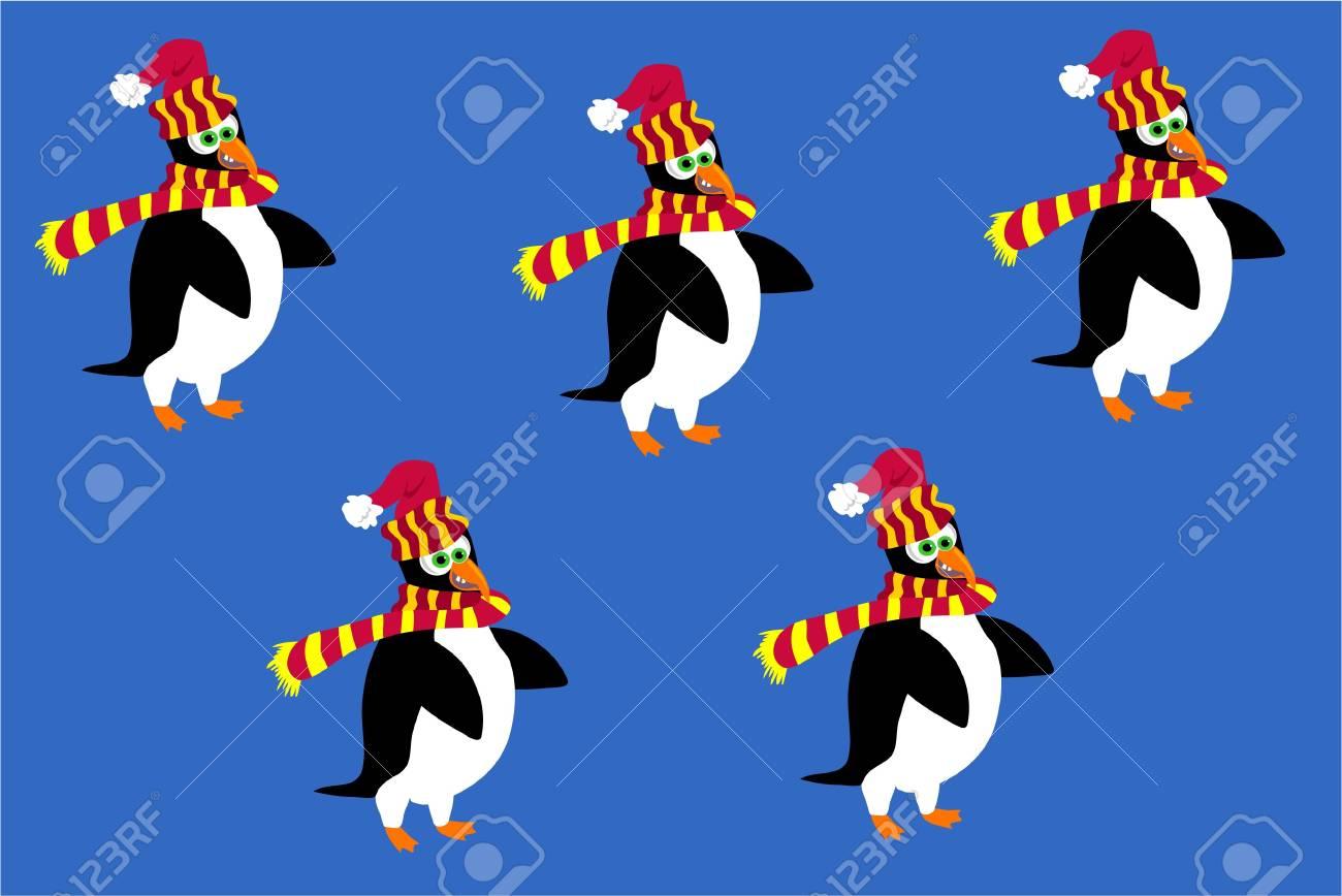 ペンギンの壁紙 の写真素材 画像素材 Image 256554