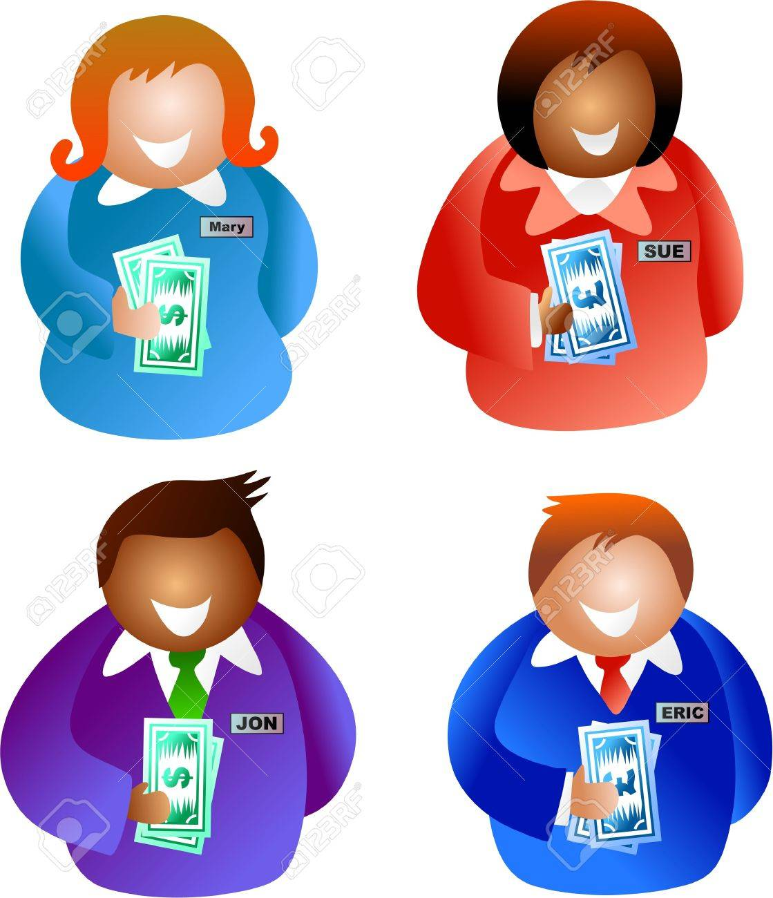 bankers Stock Photo - 286757