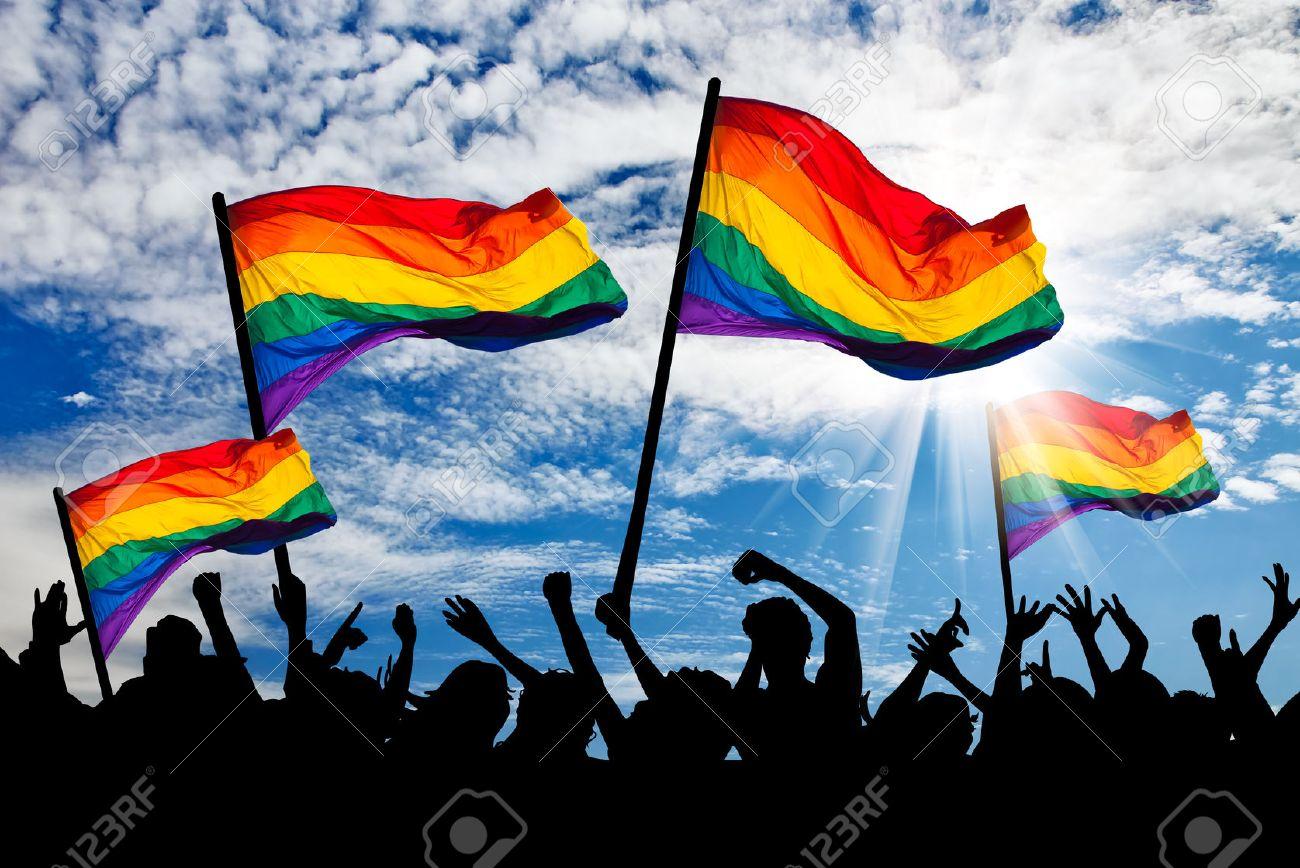 rainbow flag stock photos royalty free rainbow flag images and
