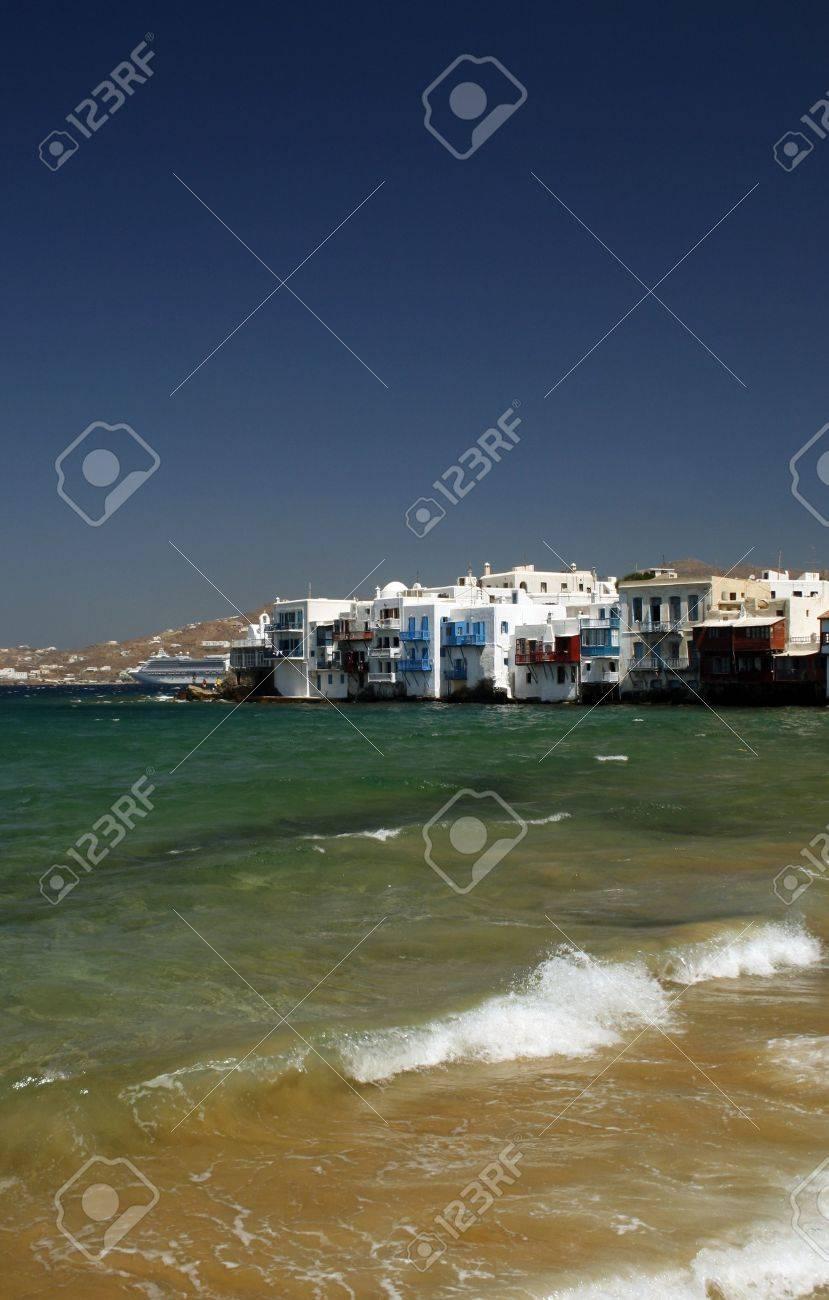 Mykonos Island Stock Photo - 2039581