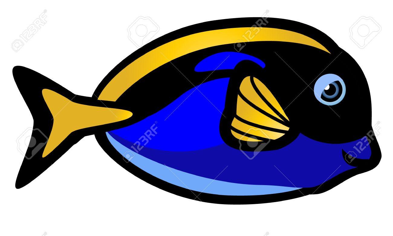 Tropical Fish Stock Vector - 13688766