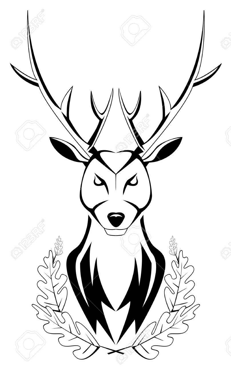 deer Stock Vector - 15115442