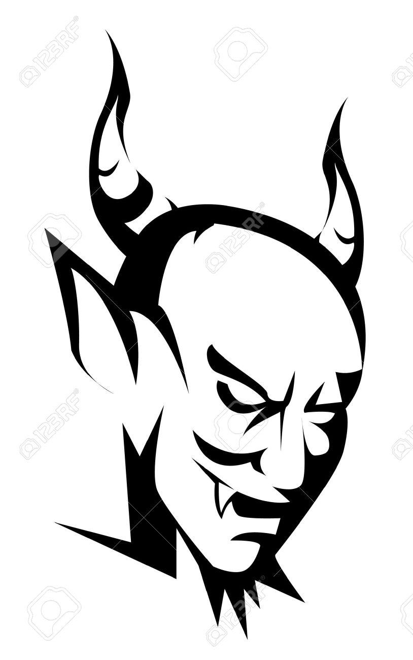 devil head  devil  tattoo  Devil Symbols Tattoos