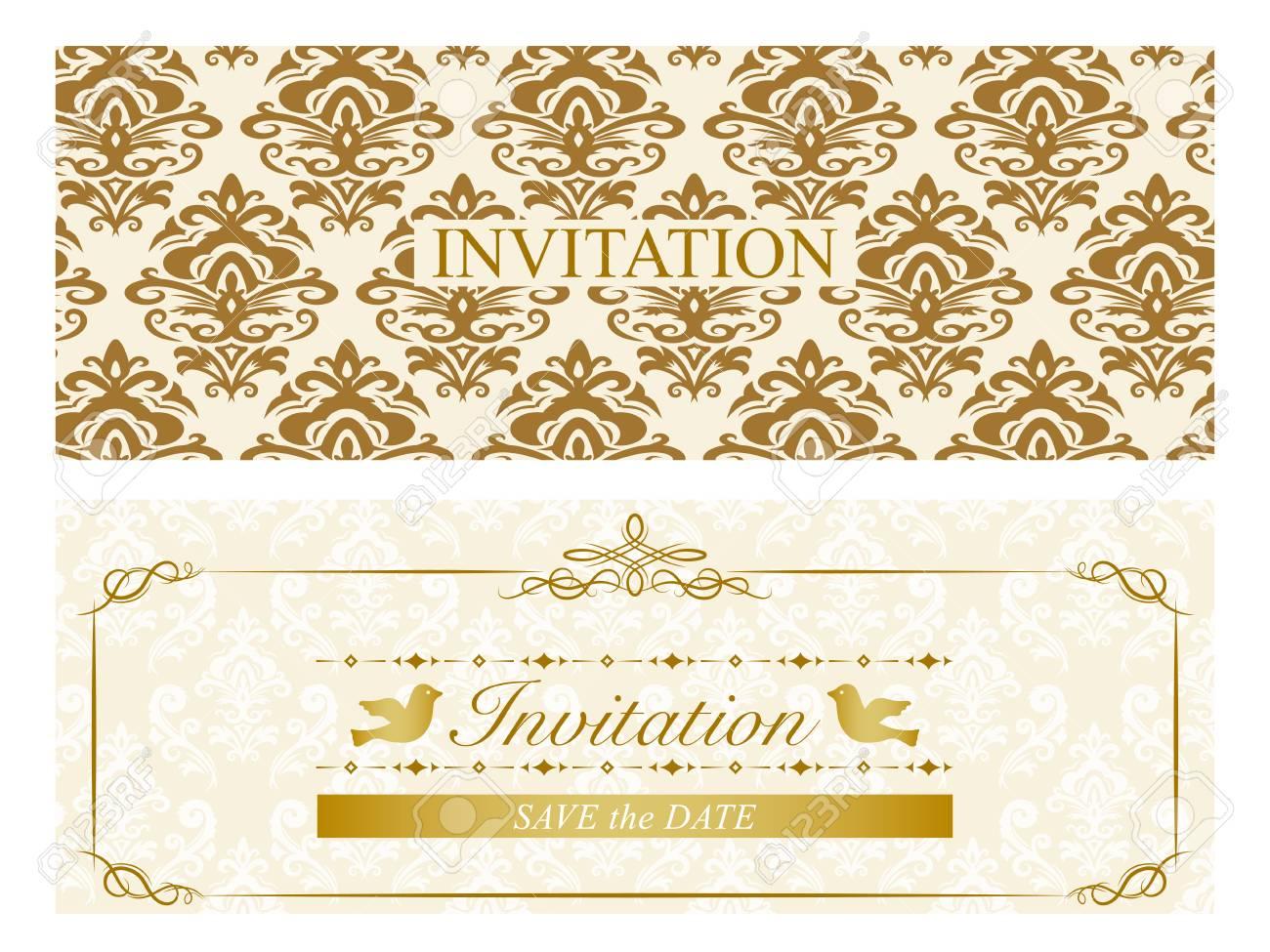 Invitation card set - 75951893