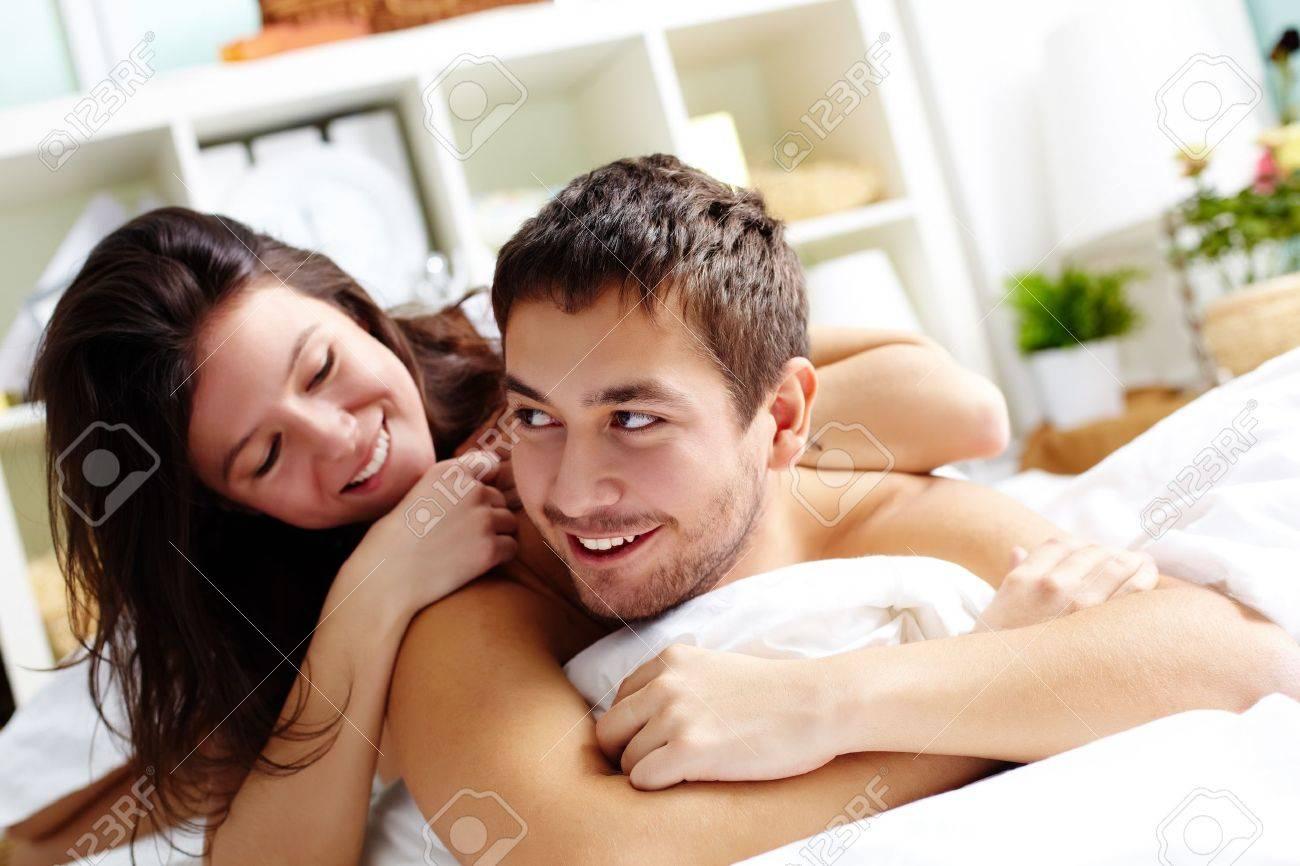 Секс молоденькой пары