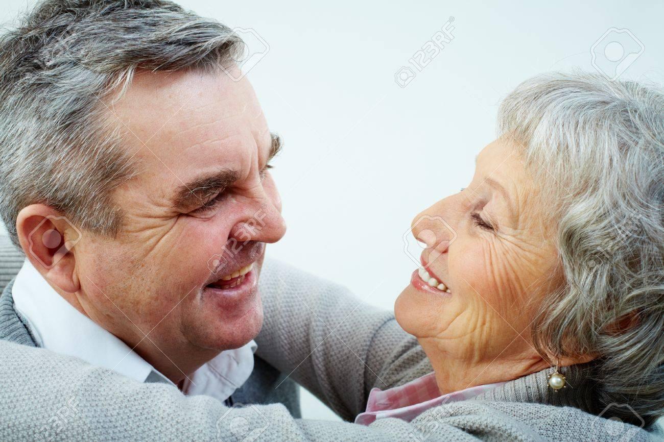 Mature couple photo
