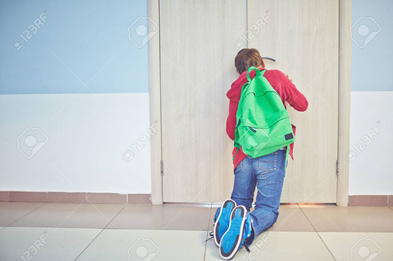 Peeping Teen