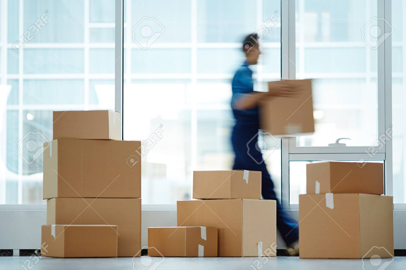 Packages with supplies - 98924574