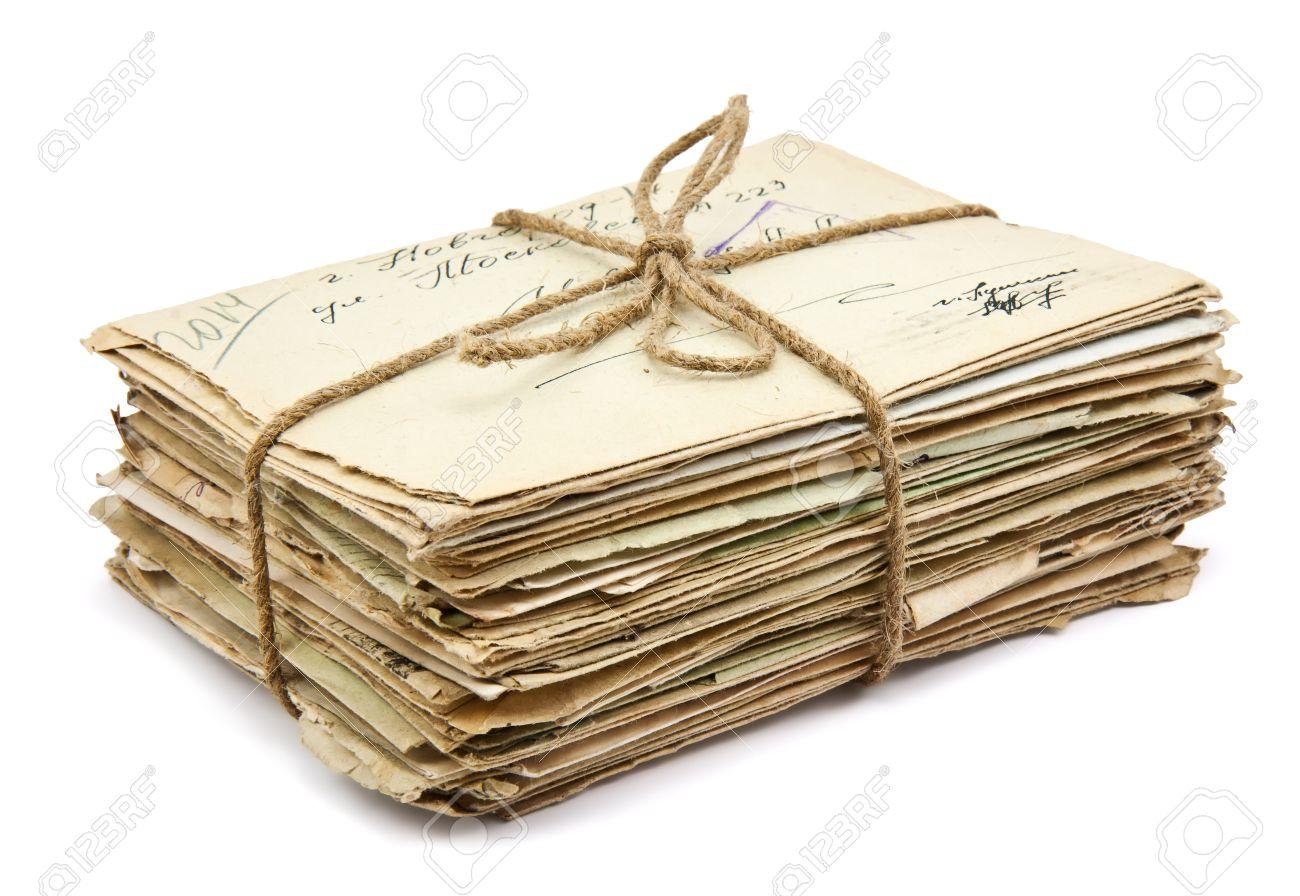 Resultado de imagem para cartas antigas em branco