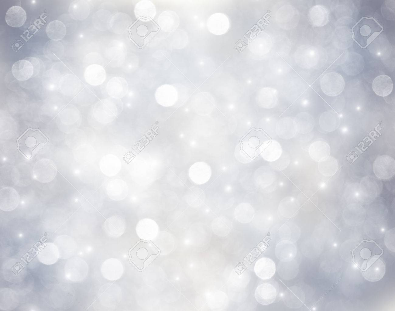 Decorative christmas background with bokeh lights and snowflakes Stock Photo - 47946060
