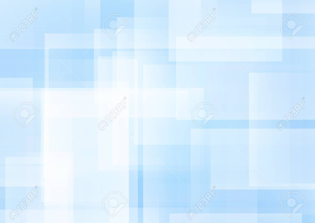 Abstract Blue Background Vector Illustration - 125968318