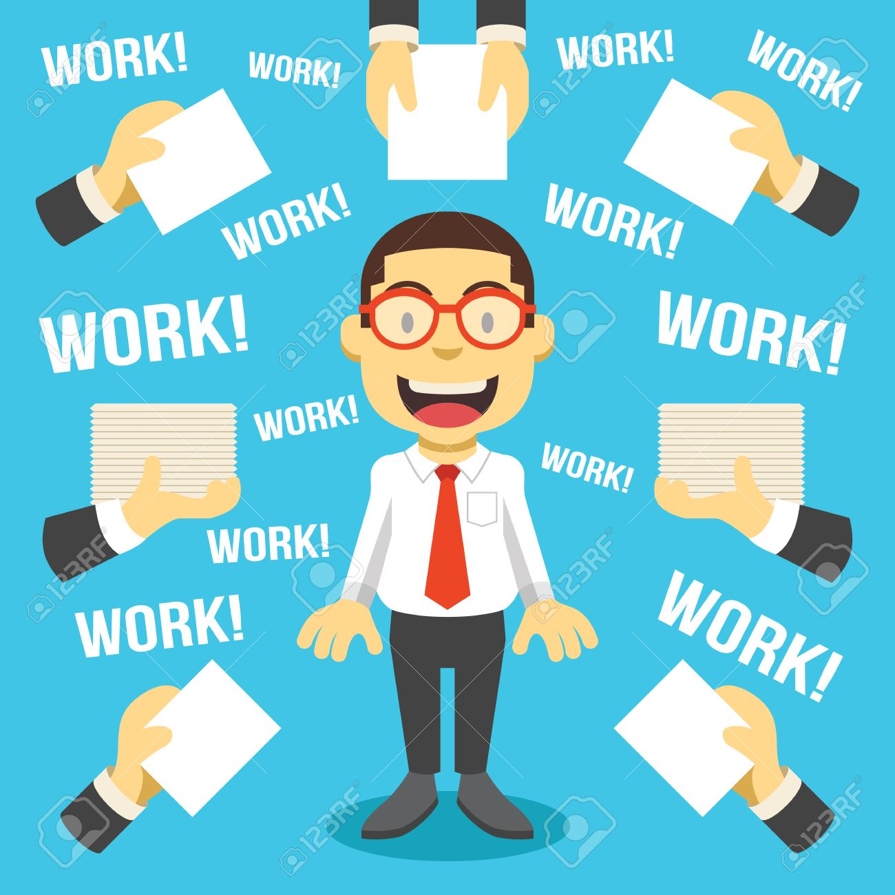 workaholic or workafrolic