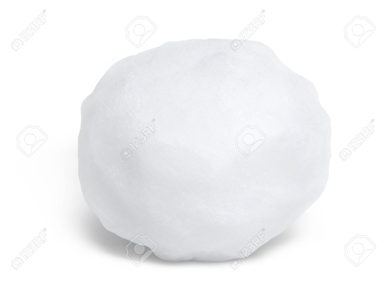 Stock Photo - snowball in Snowball