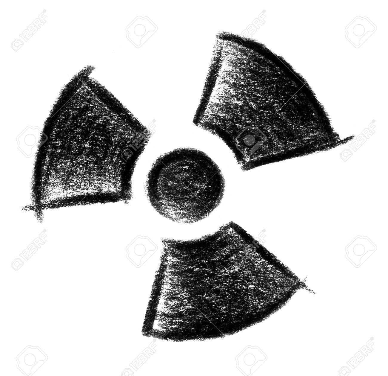 Crayon sketched illustration of a radioactive symbol stock photo crayon sketched illustration of a radioactive symbol stock illustration 18935654 buycottarizona