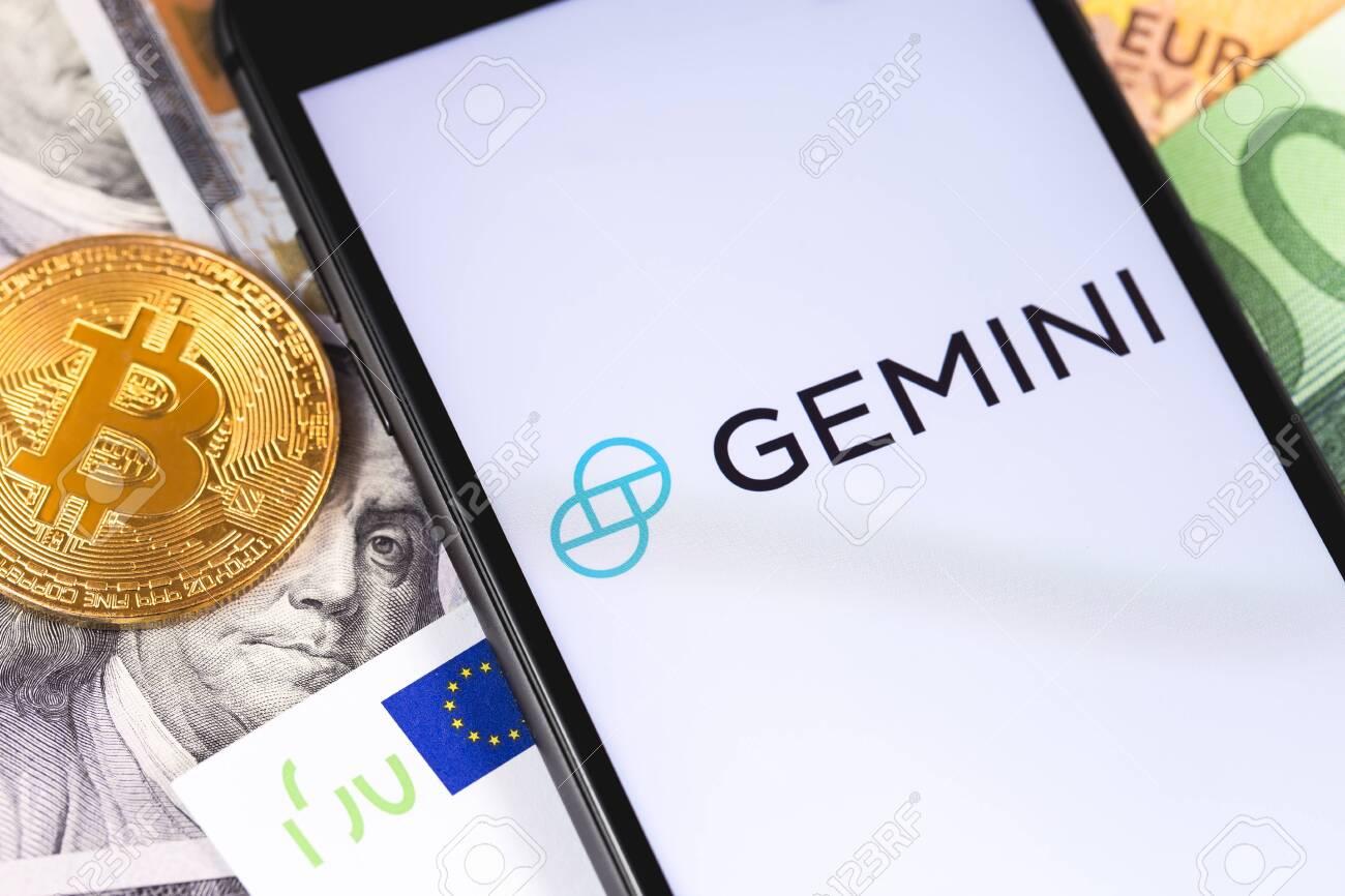gemini bitcoin stock