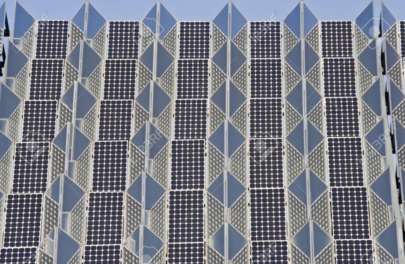 Solar Power Plant Stock Photo - 15386586