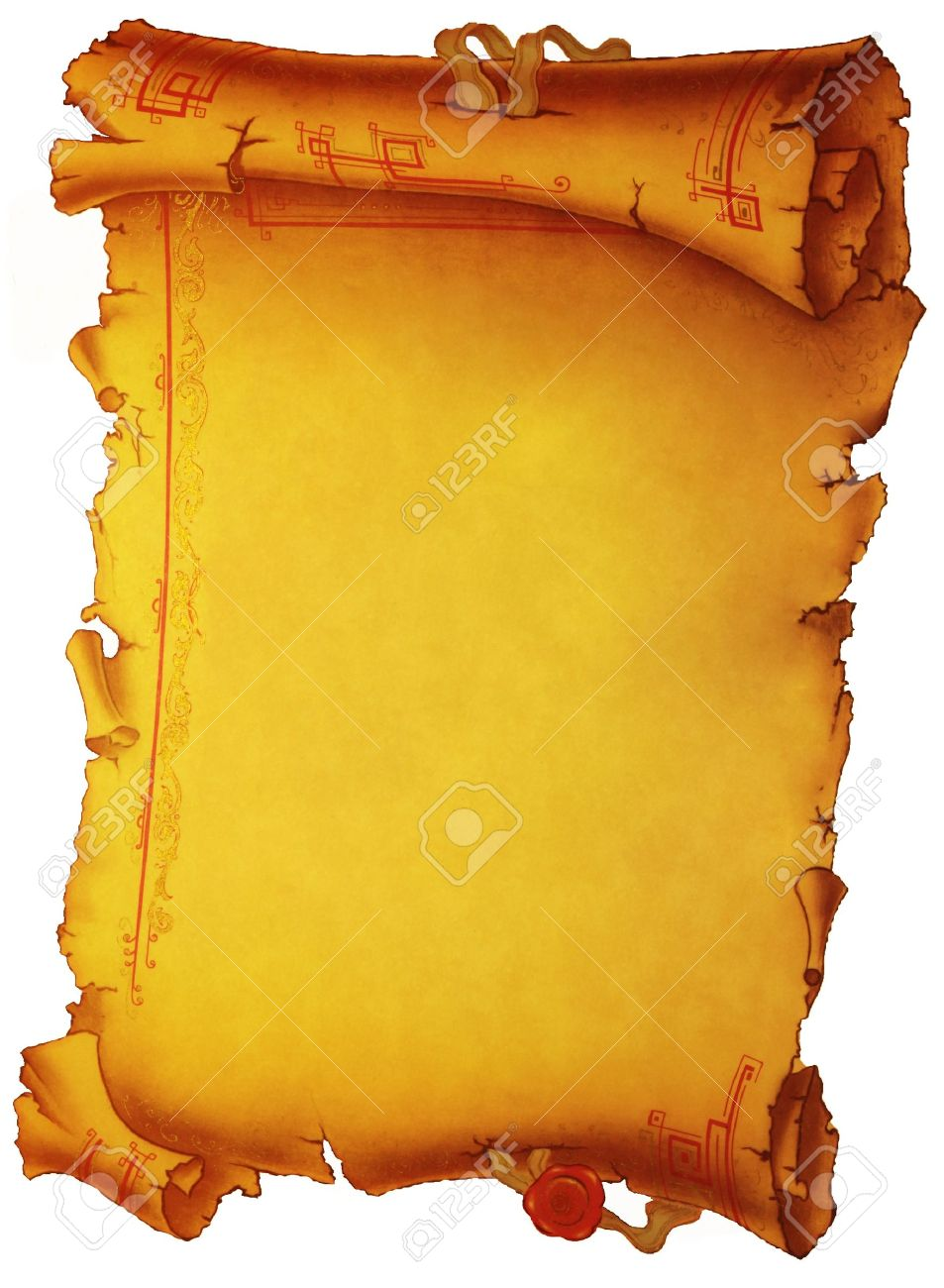 old parchment paper background stock photo, picture and royalty, Powerpoint templates