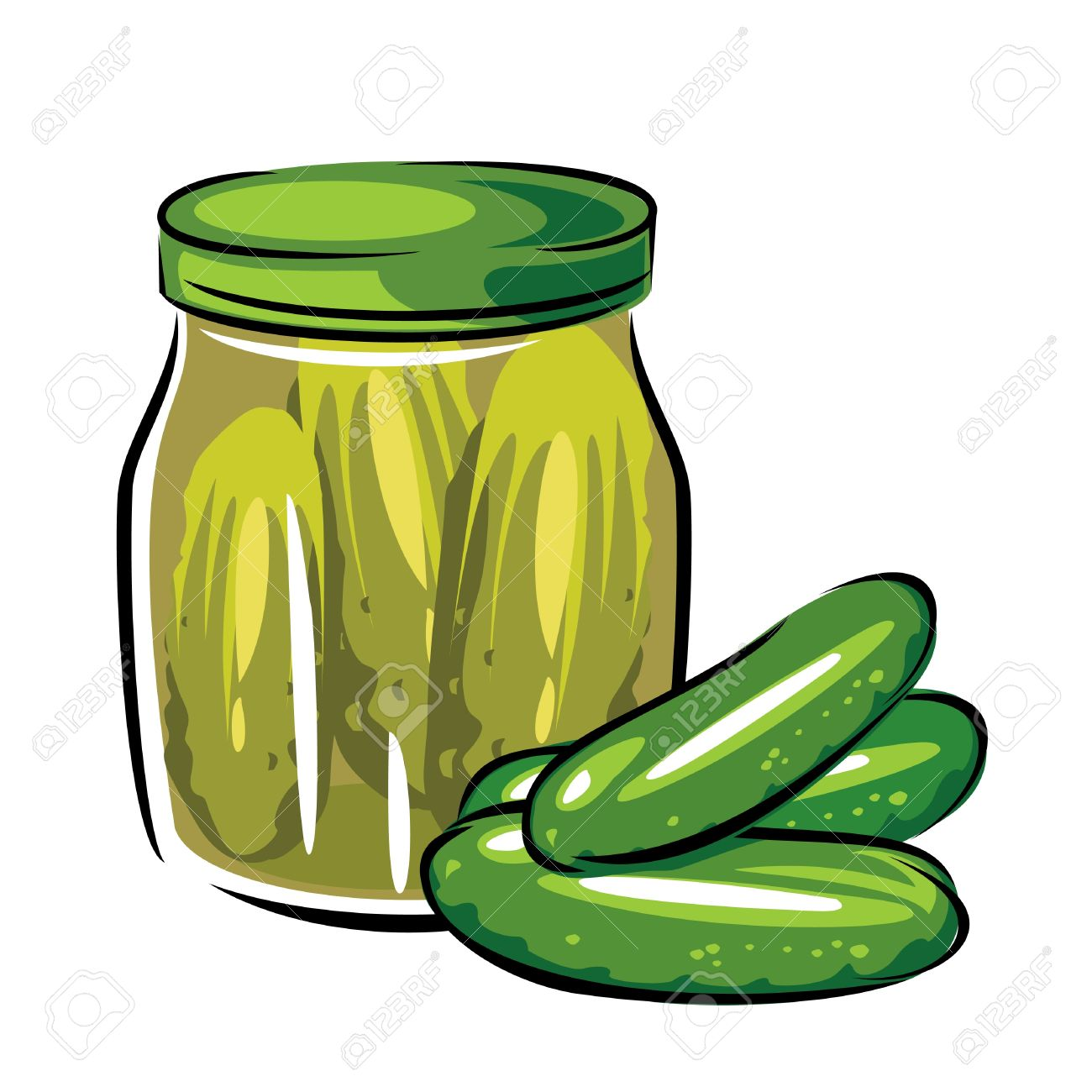 5 440 pickle cliparts stock vector and royalty free pickle rh 123rf com dill pickle clip art pickle ball clip art