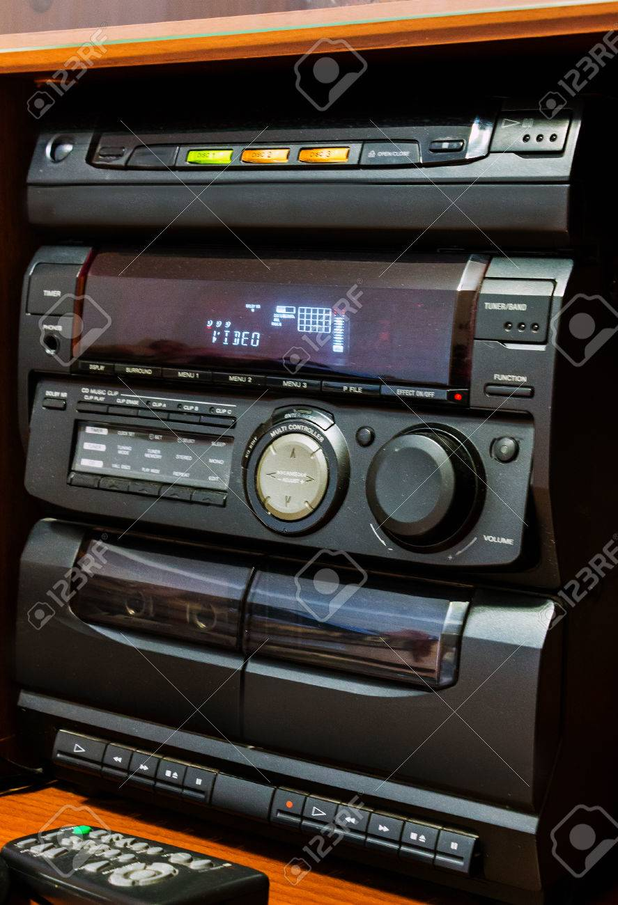 Old Stereo System Stock Photo Picture And Royalty Free Image Image 68658494