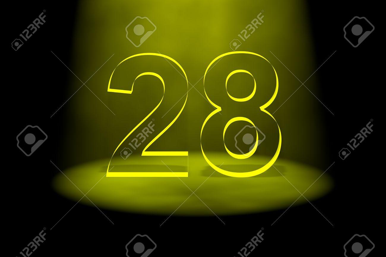 Black Number 28