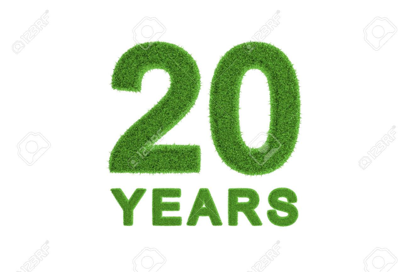 Decorative eco friendly three dimensional green grass numbers for decorative eco friendly three dimensional green grass numbers for a 20 th anniversary or kristyandbryce Images