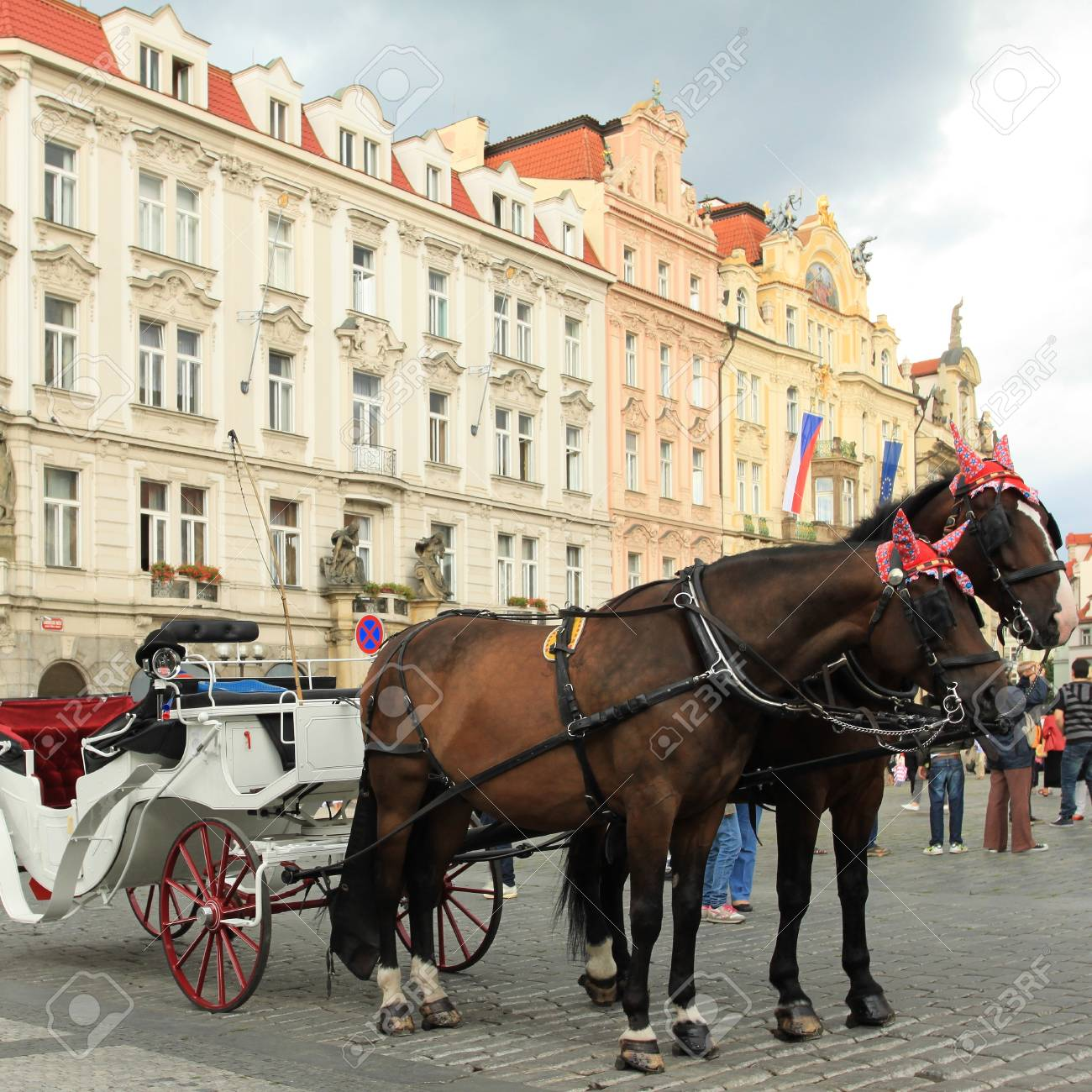 15723cee67f Old Town Square In Prague