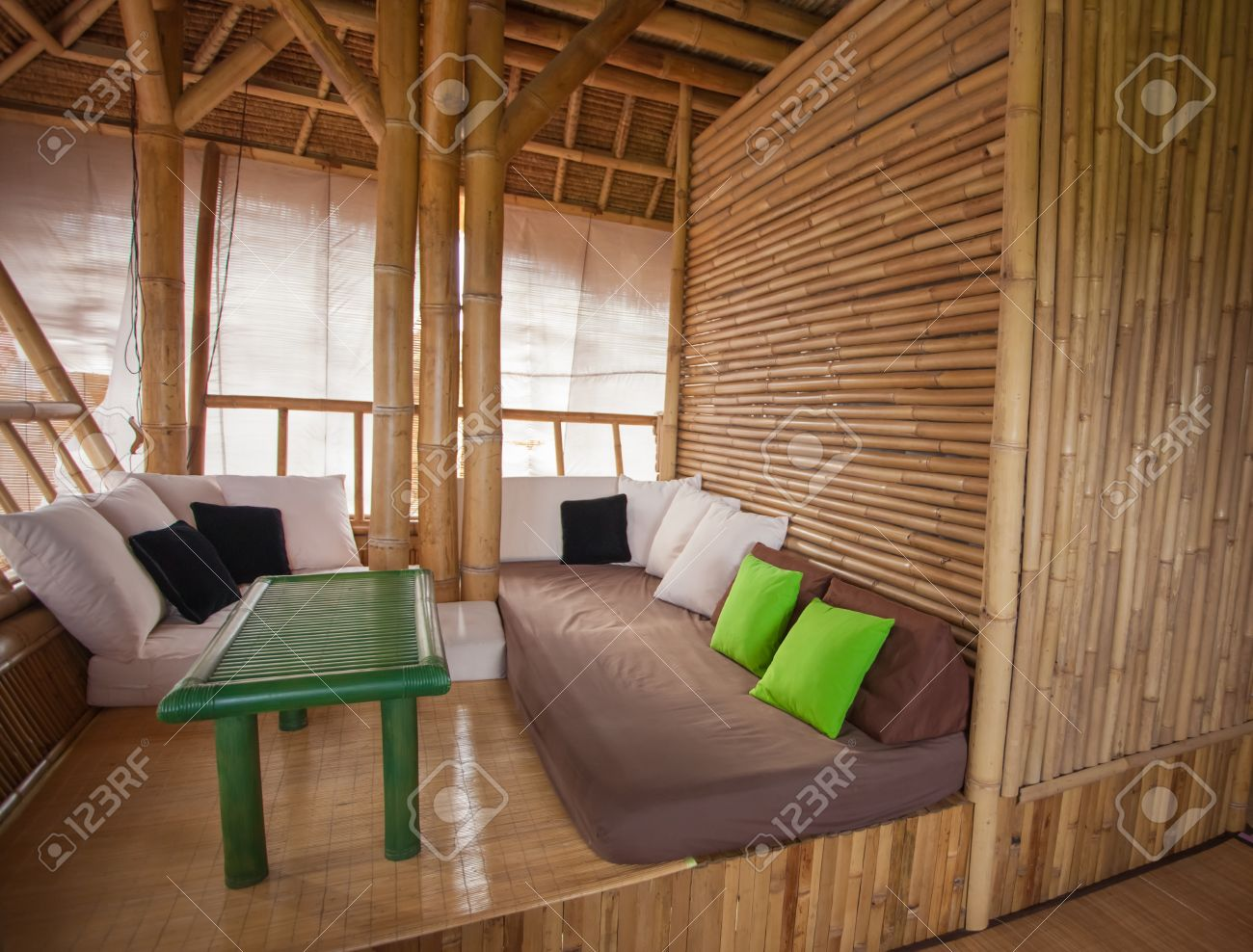 bamboo house stock photos. royalty free bamboo house images and