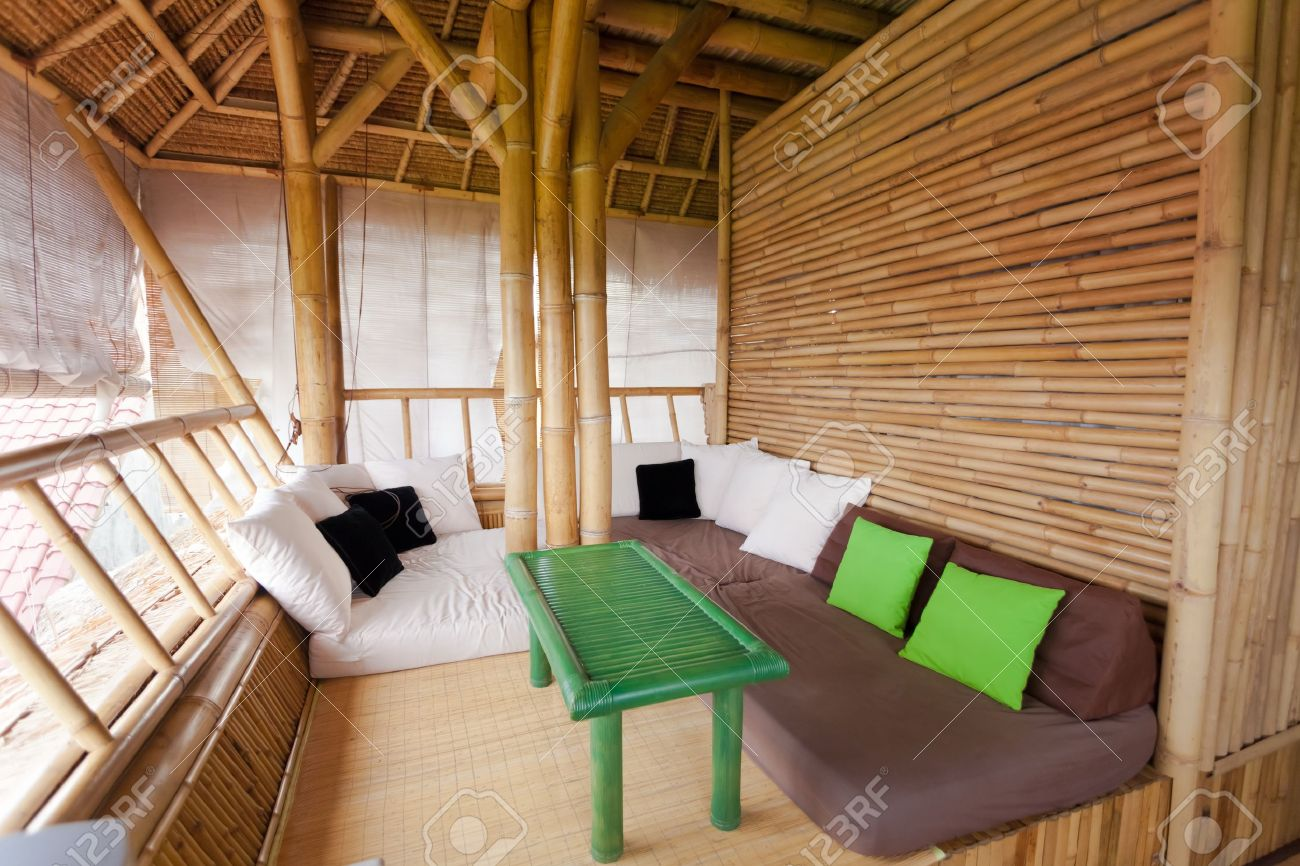 Bamboo House Stock Photos. Royalty Free Bamboo House Images And ...