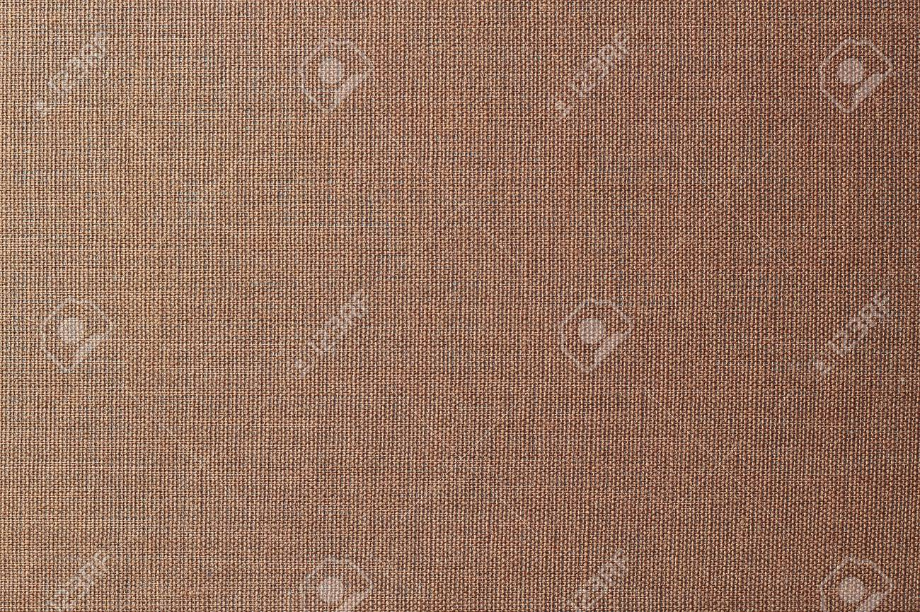 Brown canvas texture or background Stock Photo - 19473952