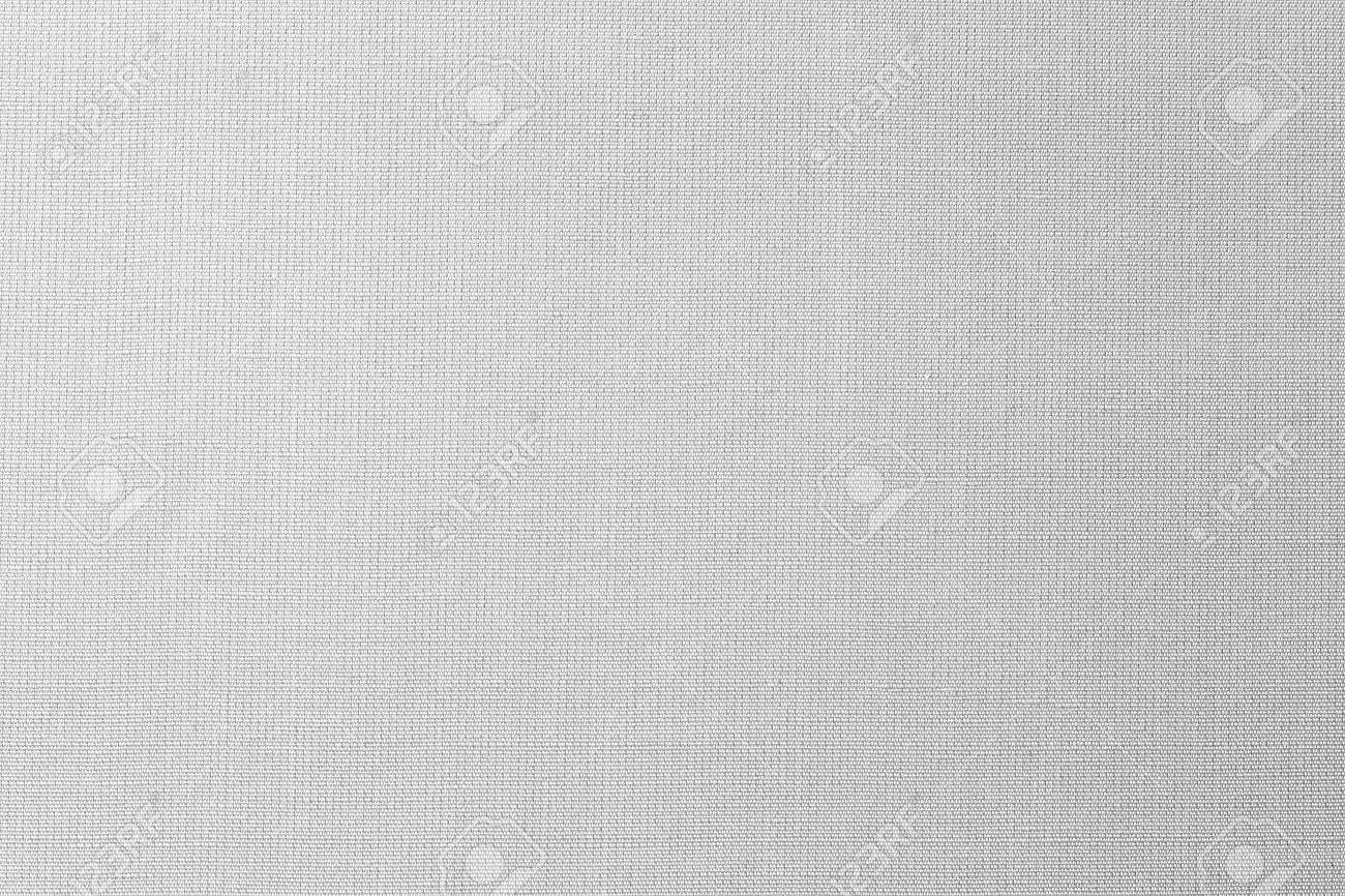 White canvas texture or background Stock Photo - 19473859