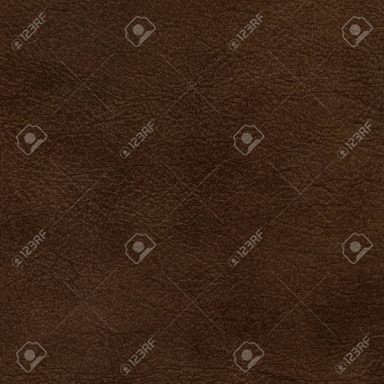 Brown leather texture closeup Stock Photo - 19919401