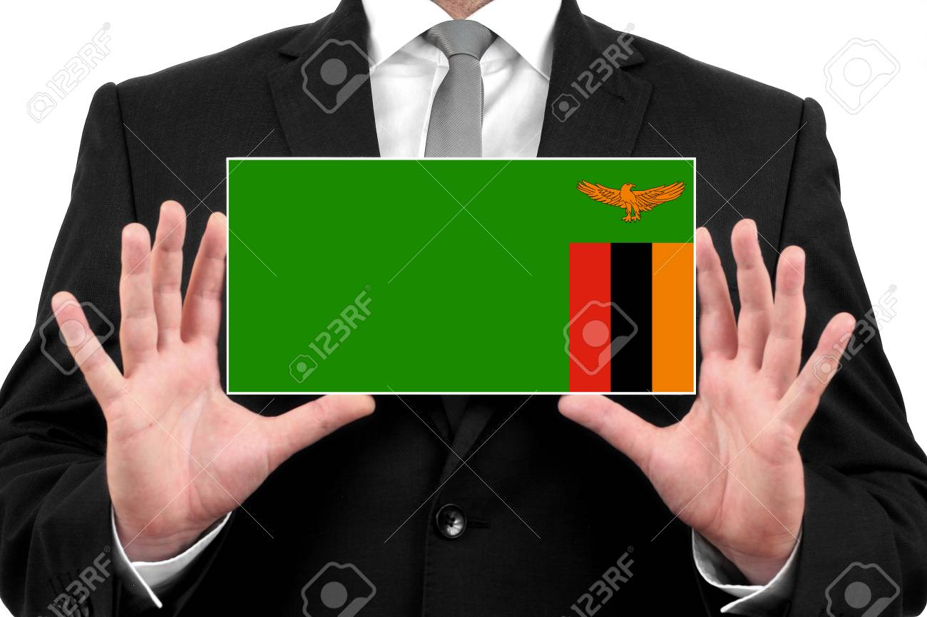 Businessman holding a business card with zambia flag stock photo businessman holding a business card with zambia flag stock photo 26441982 reheart Choice Image