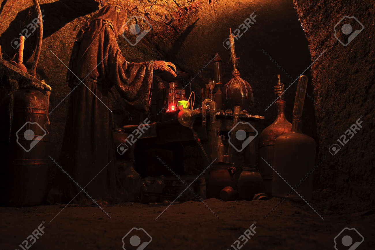 Shot of a misterious dungeon in Znojmo, Czech Republic Stock Photo - 5667660