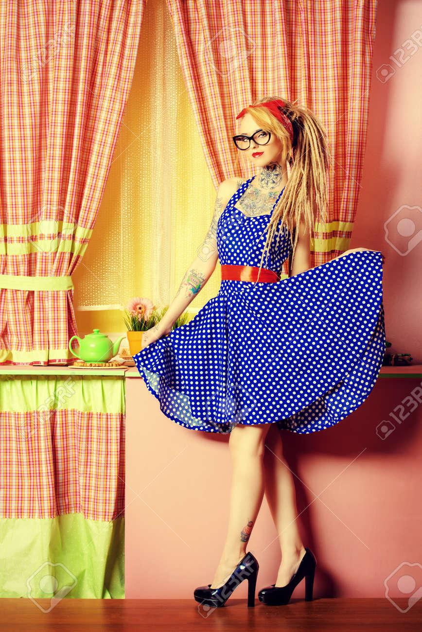 Modern Pin Up Dresses