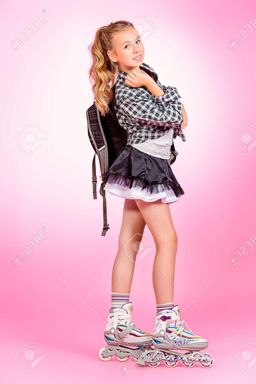 Full figured teen girl foto 90