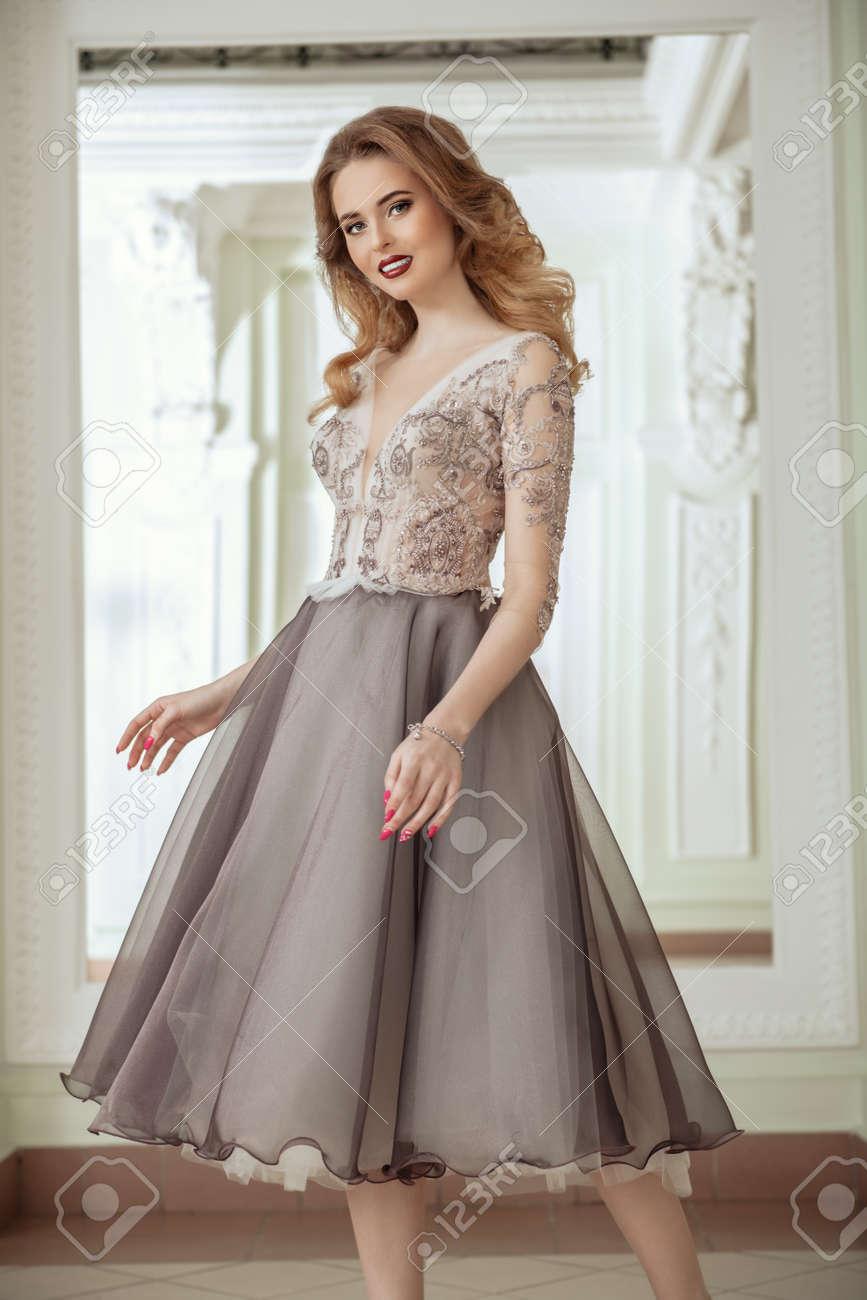 Elegant Portrait Dresses